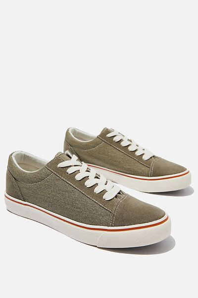 Joey Toe Cap Low Rise, KHAKI