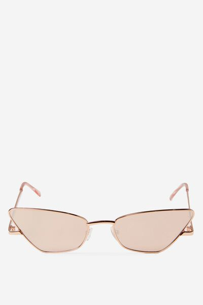 Wintor Cateye, ROSE GOLD/BLUSH