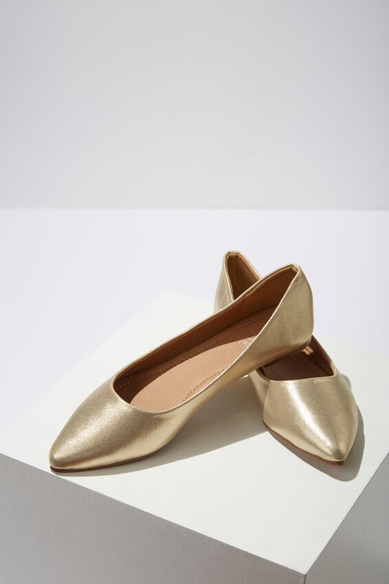 Primo Point, SOFT GOLD PU