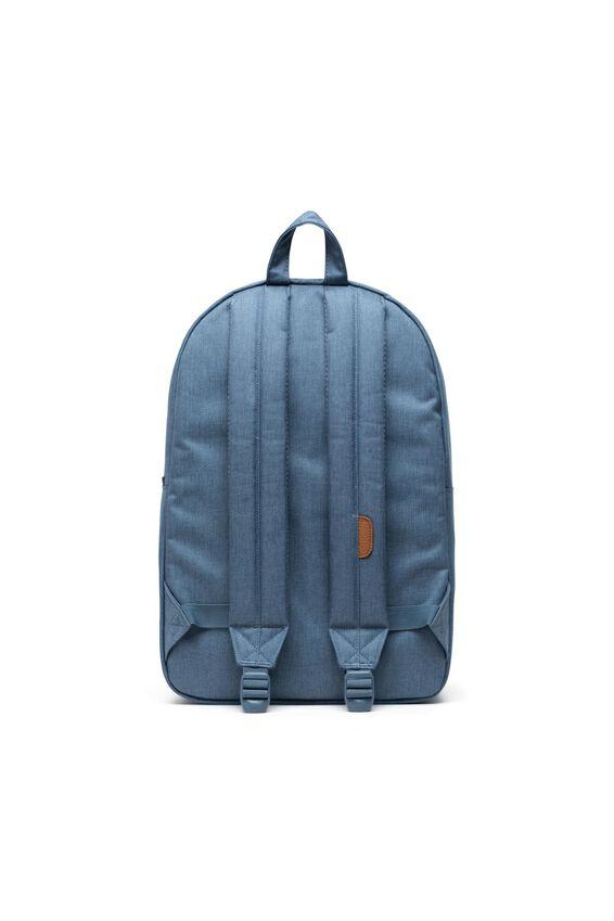 Herschel Heritage Backpack, BLUE MIRAGE CROSSHATCH