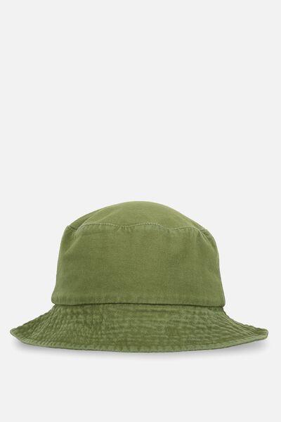 Bella Bucket Hat, KHAKI