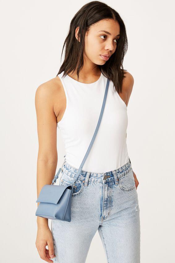 Whit Cross Body Bag, VINTAGE BLUE