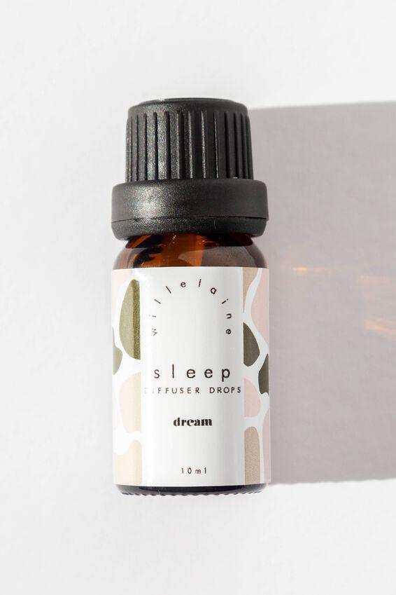Willelaine Diffuser Drops, SLEEP