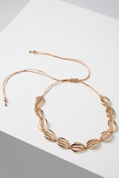 Cottesloe Necklace, GOLD