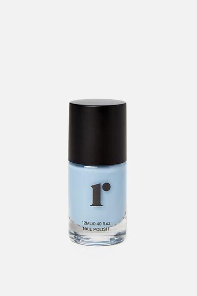 Nail Polish, LIGHT BLUE