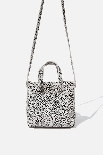 Monique Mini Cross Body Bag, MINI CHEETAH
