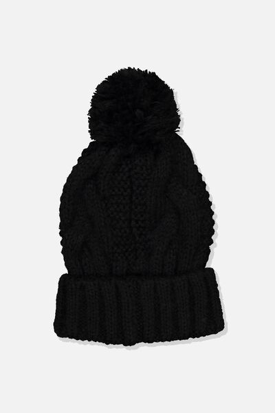 8240d471682e1 Hooked On You Cable Beanie