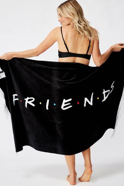 Bondi Rectangle Towel, LCN FRIENDS