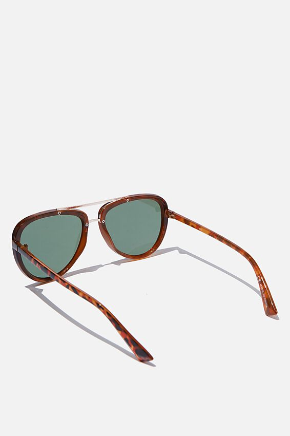 Pip Aviator Sunglasses, TORT/MULTI