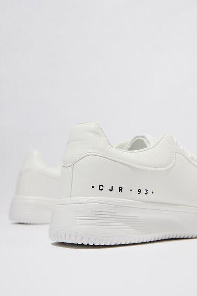 Personalised Alice Low Rise Sneaker, WHITE MULTI