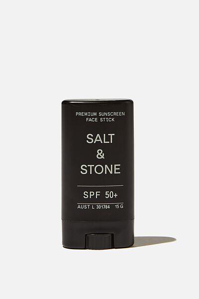 Salt & Stone Spf 50 Sunscreen Face Stick, ZINC TINTED