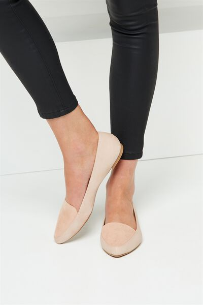 Peta Point Loafer, BLUSH MULTI