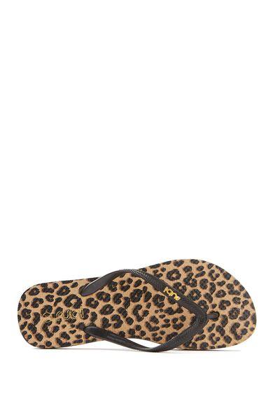 Rubi Flip Flop, SAFARI LEOPARD