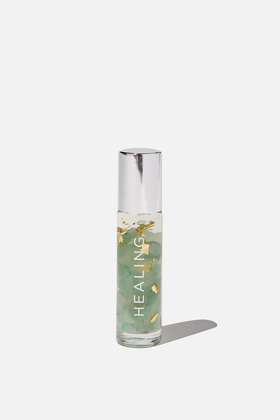Summer Salt Body Oil Roller, HEALING