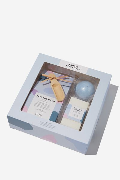 Bath Salts Gift Pack, COCONUT
