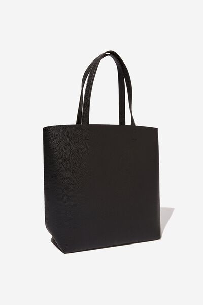 The Encompass Tote, BLACK