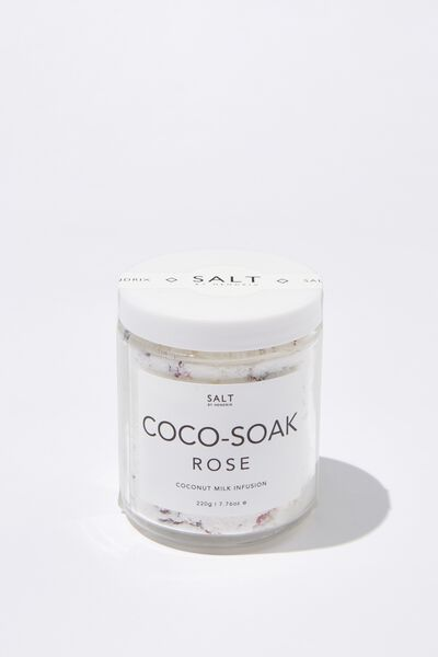 Salt By Hendrix Coco Soak, ROSE