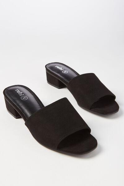 women s low heels block heels more cotton on