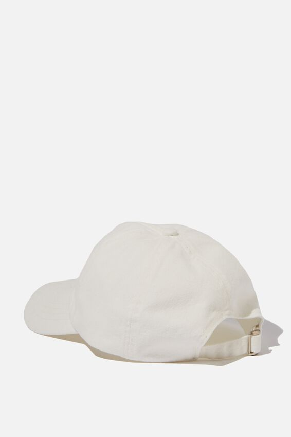 Kaia Cap, WHITE/ANTI SOCIAL MEDIA