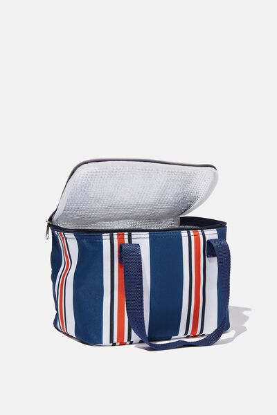 Chill Out Cool Bag, VERTICAL STRIPE