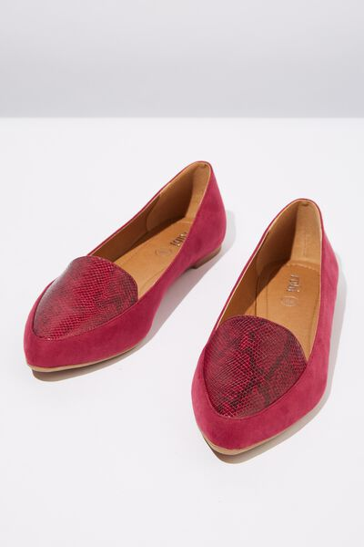 47b11eb216 Women's Flat Shoes, Loafers & Mule | Cotton On