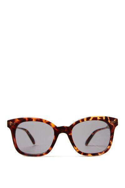 Kendra Full Frame Sunglasses, TORT