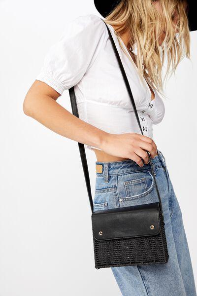 Picnic Bag, BLACK