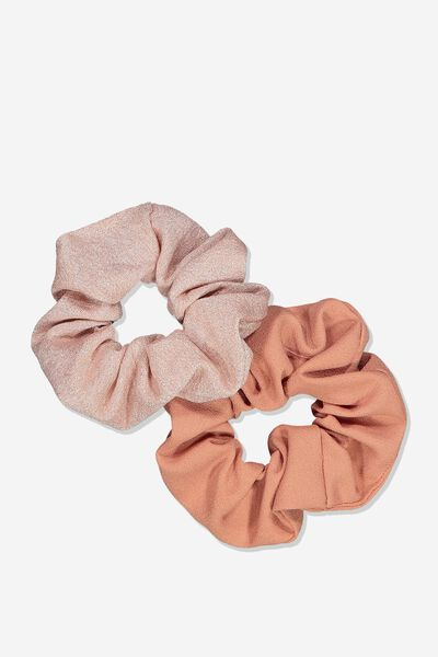 2Pk Scrunchie, NEW NUDES