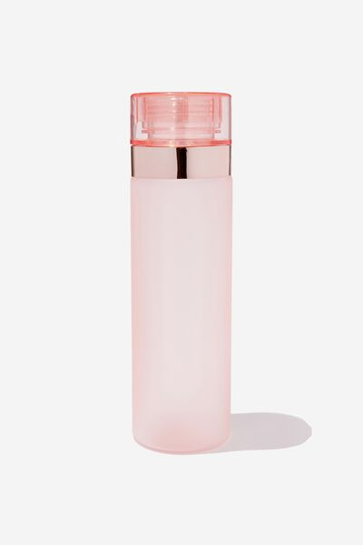 Water Bottle, BLUSH