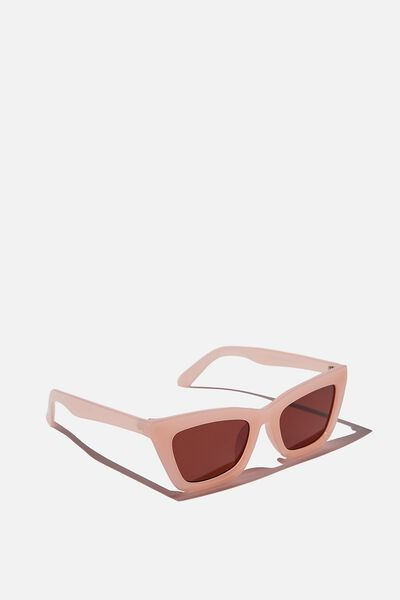 Lyndsey Sunglasses, BLUSH