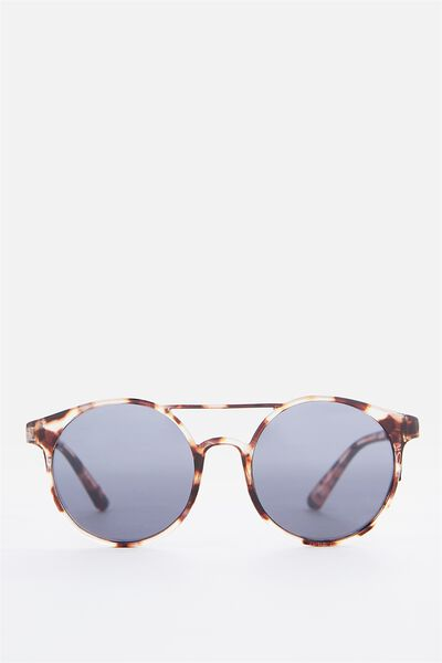 Porto Top Bar Sunglasses, TORT