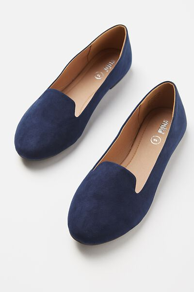 Sophia Slipper, NAVY MICRO