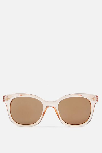 Kendra Full Frame Sunglasses, S.CRY CLAY