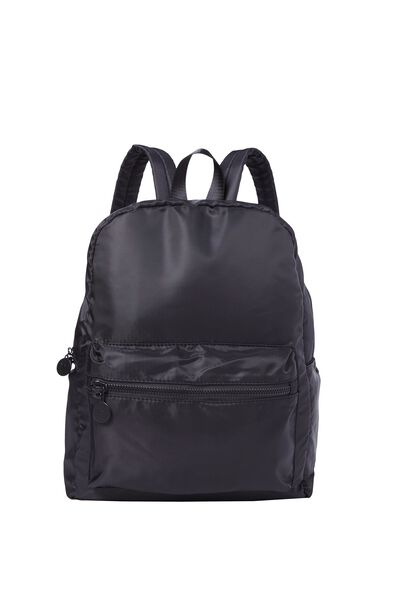 Traveller Backpack, BLACK