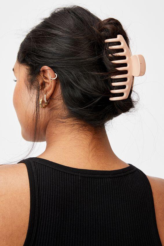 Rachel Hair Claw, NUDE