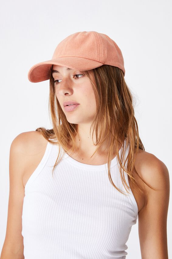 Classic Dad Cap, SWEET ORANGE