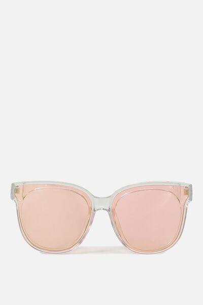 Veronica Full Frame Sunglasses, S.CRY