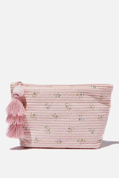 Everyday Pouch, RUTHIE ROSE DUSTY PINK