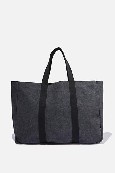 Bondi Beach Bag, BLACK