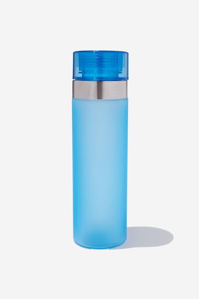 Water Bottle, BLUE
