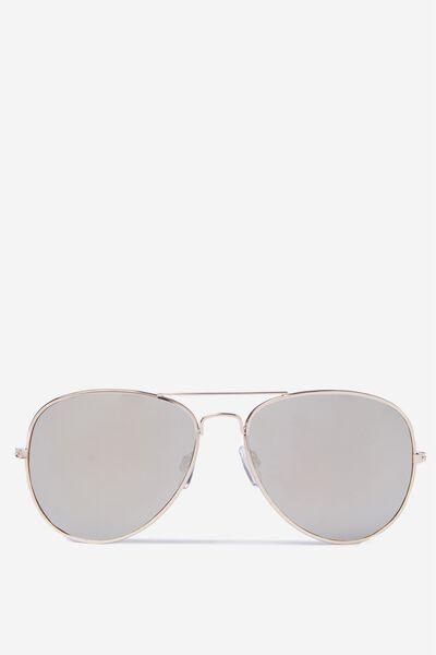 Belle Sunglasses, GOLD/GOLD