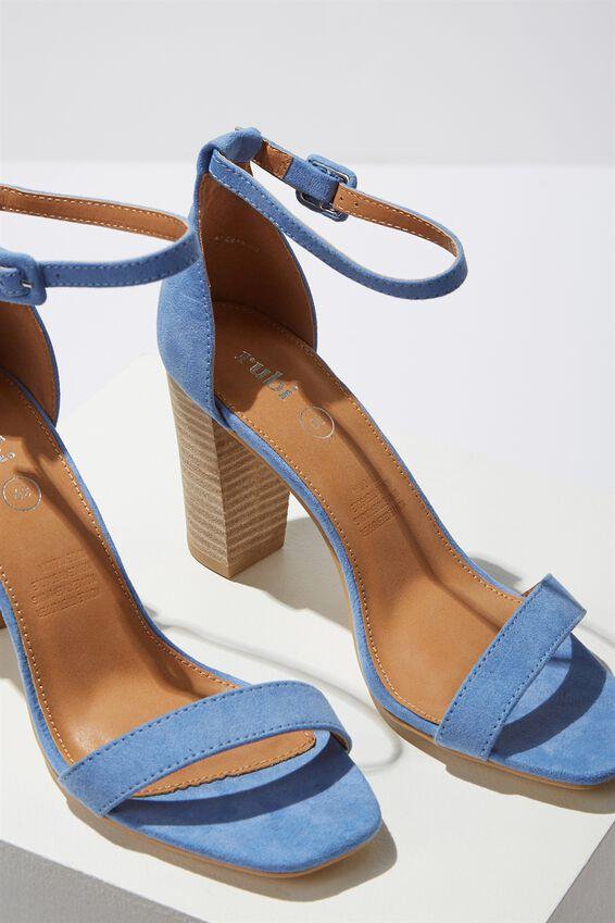 San Sienna Heel, CORNFLOWER BLUE