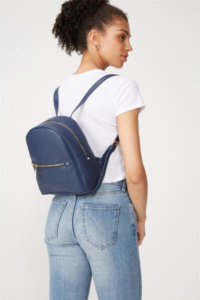 Lola Backpack, NAVY