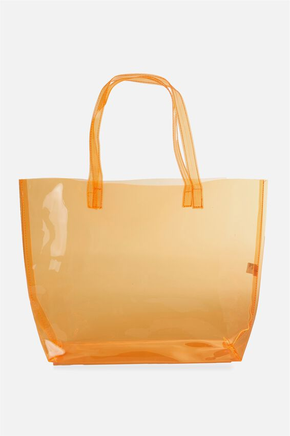 Crystal Clear Tote | Tuggl
