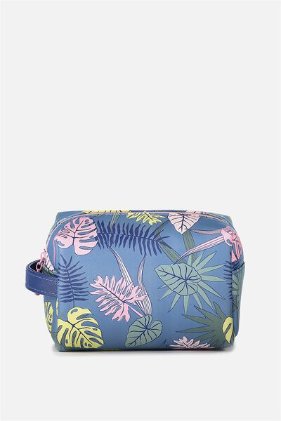 Overnight Cos Case, TROPICAL FLORAL