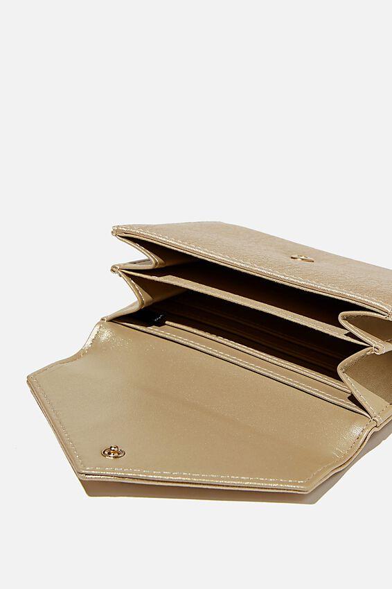 Lucky Envelope Card Holder, METALLIC GOLD