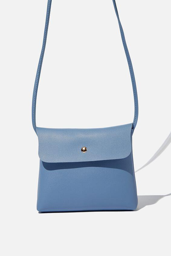 Felicity Cross Body Bag, BLUE