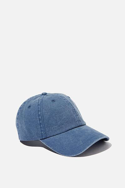Washed Cap, STARLIGHT BLUE