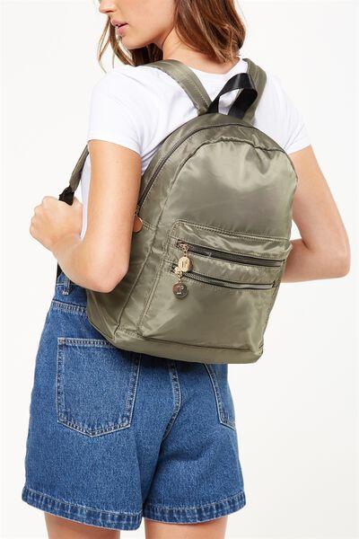 Explorer Backpack, KHAKI