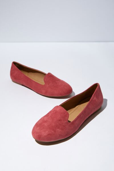 Sophia Slipper, GARNET ROSE MICRO
